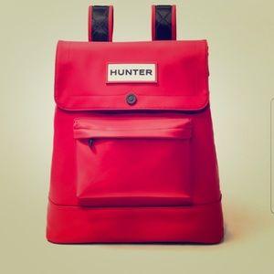 Hunter Bags - Hunter for Target Red Backpack
